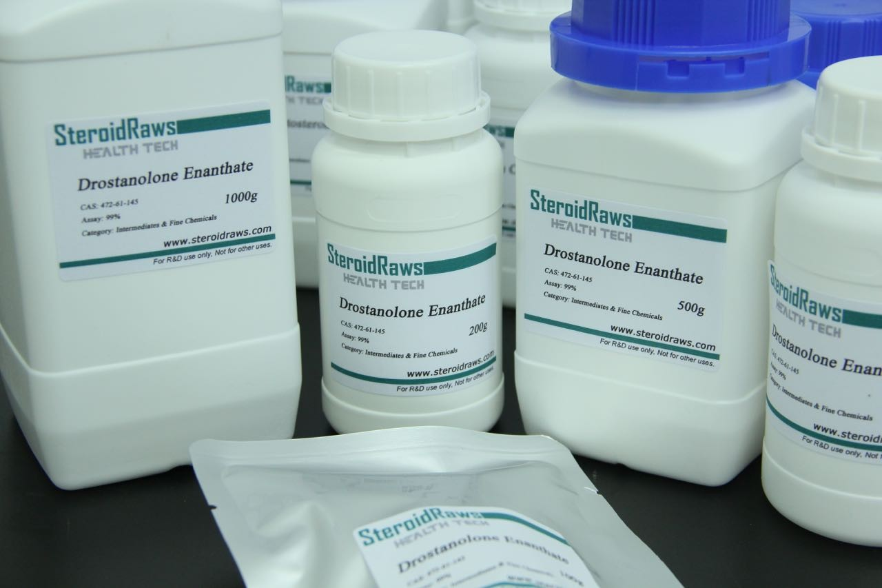 Cutting Cycle Drostanolone Steroid  , Male Sex Hormones Drostanolone Enanthate 200 mg/Ml
